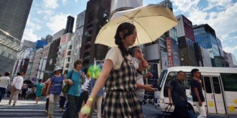 Жара в Токио привела к гибели 14 человек