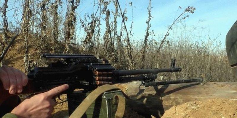 ОБСЕ зафиксировала бои возле участка разведения сторон