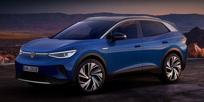 Volkswagen випустив повнопривідну версію електрокроссовера ID.4