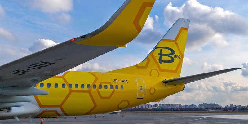Український лоукостер отримав дозвіл на польоти в понад 30 країн