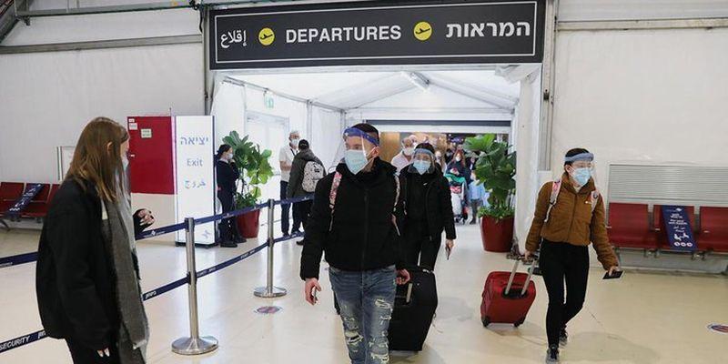 """Израиль ввел новые """"коронавирусные"""" правила въезда туристов"""
