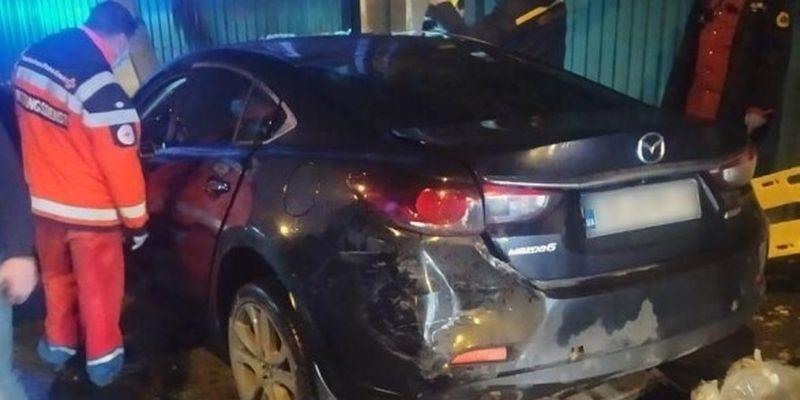 В Черновцах в ДТП травмировался американец