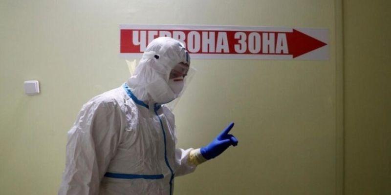 Коронавирус в Украине: столица и 10 областей - на «красном» уровне