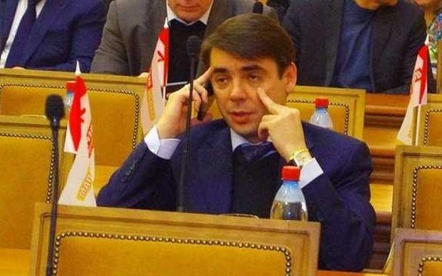 Сергій Страшний