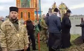 Священники Московської церкви пішли з похорону загиблого на Донбасі воїна після незручних запитань