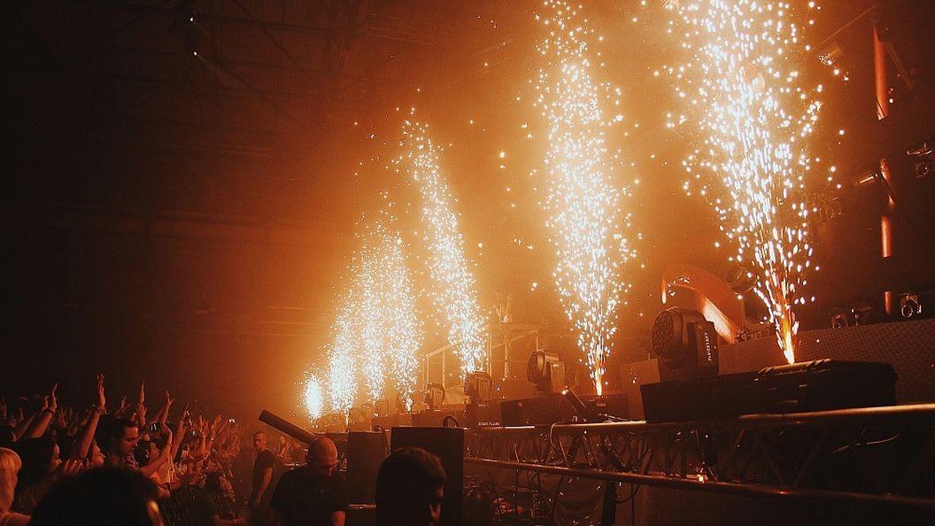 Как это было: грандиозное шоу Армина ван Бюрена в Киеве
