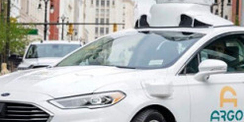 Ford запустит беспилотные такси в двух городах США