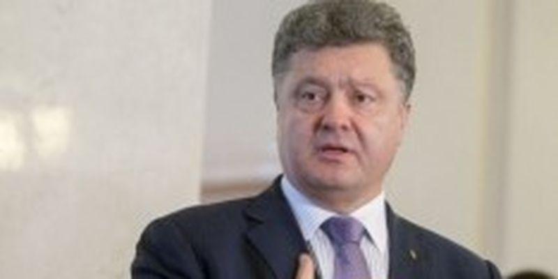 Порошенко считает, что власть хочет ограничить его участие в местных выборах