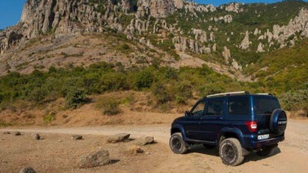 В оккупированном Крыму запретили автотуризм