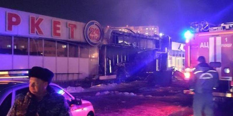 У Краснодарі стався вибух газу: евакуювали близько 100 людей, є загиблий та поранені