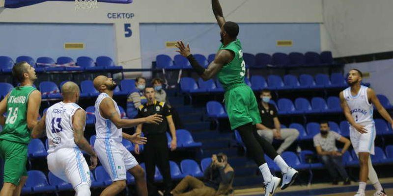 Баскетбольна Суперліга: володар Кубка програє в Кам'янському, «Київ-Баскет» зміцнює лідерство