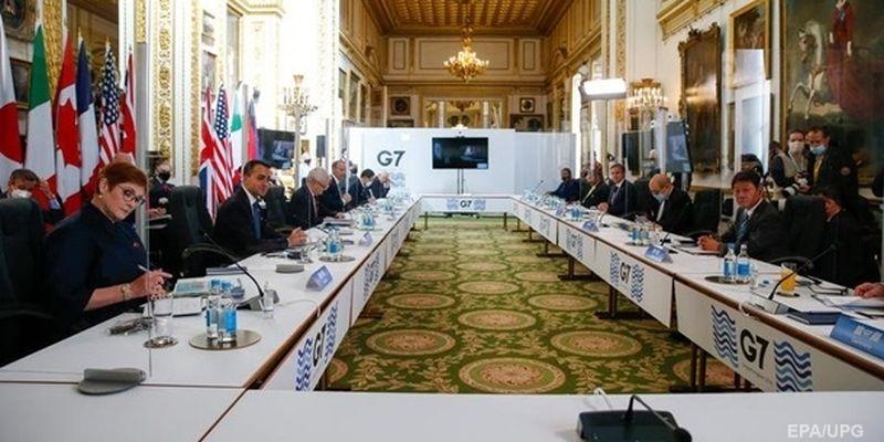 Главы МИД G7 ждут от Украины прогресс в реформах и борьбе с коррупцией