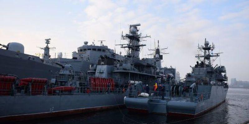 У Чорному морі розпочалися військові навчання НАТО