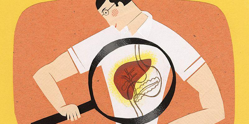 Как вывести токсины из печени?