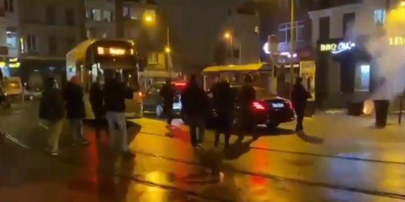6 поранених і понад 100 затриманих: у Брюсселі відбулися зіткнення з поліцією – причини