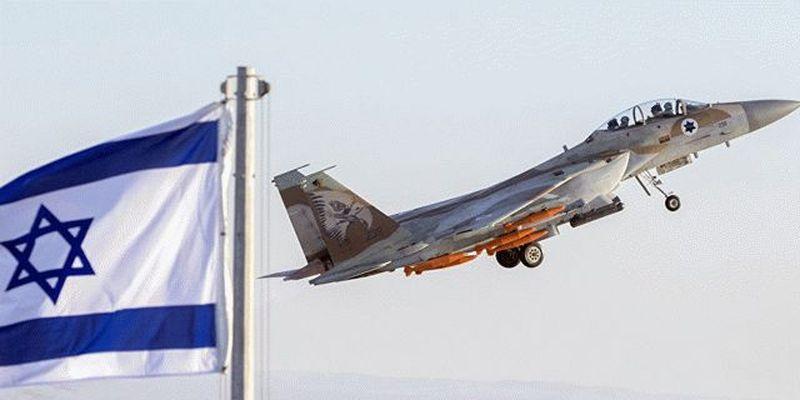 ВВС Израиля нанесли урон российским наемникам в Сирии