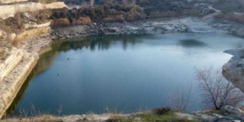Калюжа на місці Інкерманського водосховища в окупованому Криму продовжує міліти