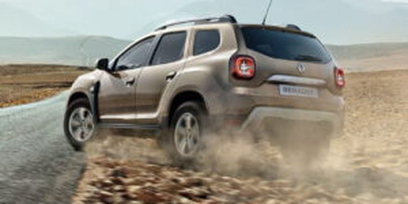 Renault бесплатно переводит Duster на газ