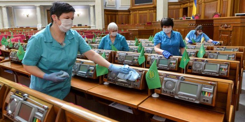 """Рада дала добро: """"Укрспирт"""" загрузят заказами на продукцию, востребованную во время карантина"""
