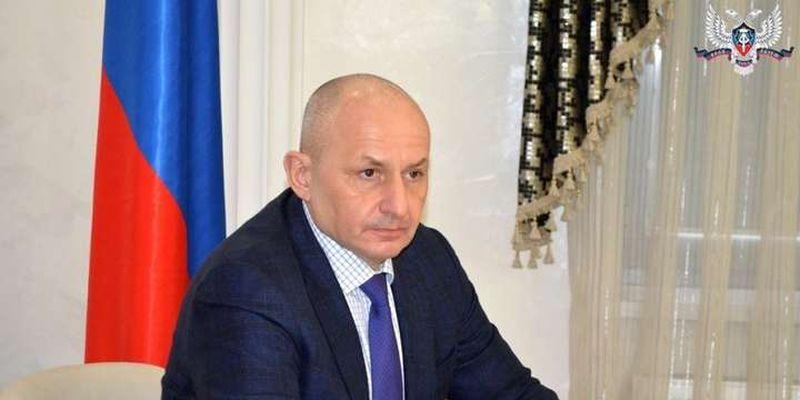 Український шахрай і злочинець Рущак став «міністром промисловості ДНР»
