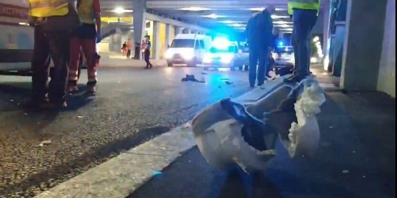 В Киеве произошло жуткое ДТП, трое погибших