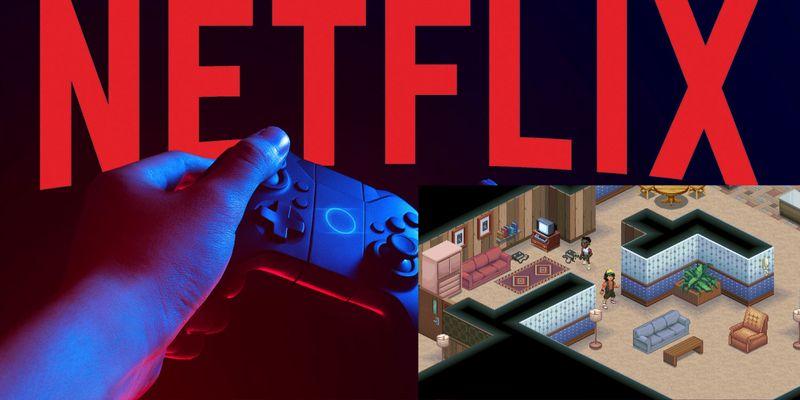 Netflix официально запускает в работу игровое подразделение