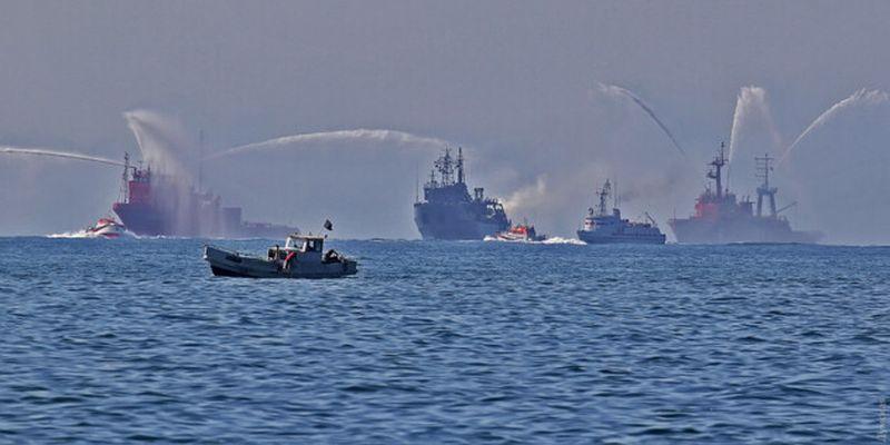 В Одессе ждут Зеленского: репетируют масштабный морской парад