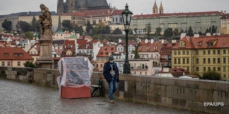 В Праге открыли первый отель для больных Covid