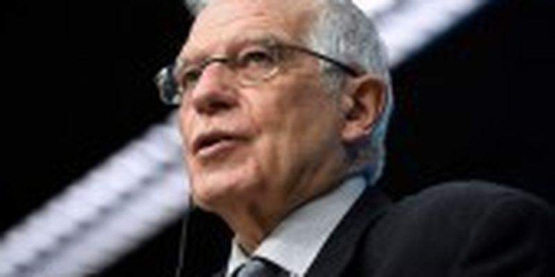 Боррель назвав позицію Росії щодо виконання мінських угод незрозумілою