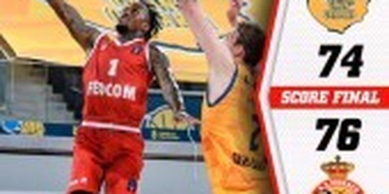 Баскетбольний клуб українців пробився до фіналу Єврокубку ФІБА