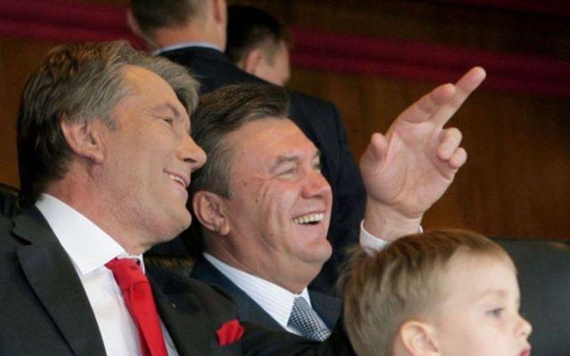 Виктор Янукович - Фото 6