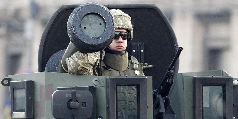 В новом пакете военной помощи США Украине не будет ракет Javelin