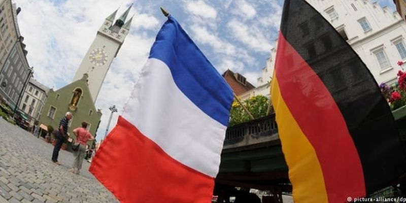 Франция и Германия обнародовали совместное заявление по эскалации на Востоке Украины