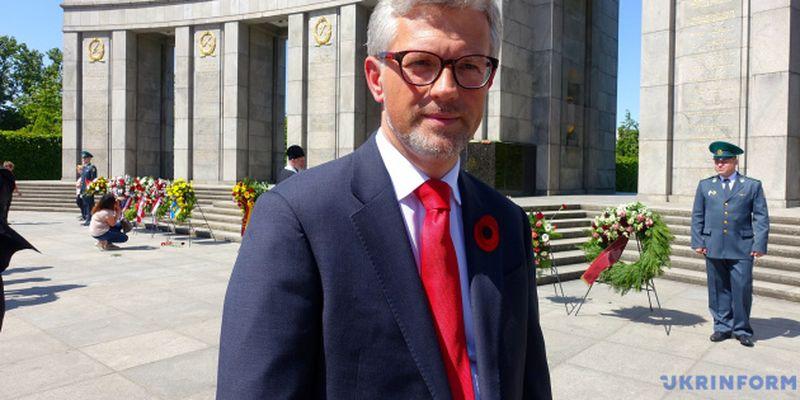 Посол призывает Бундестаг поддержать строительство мемориала украинским жертвам нацизма
