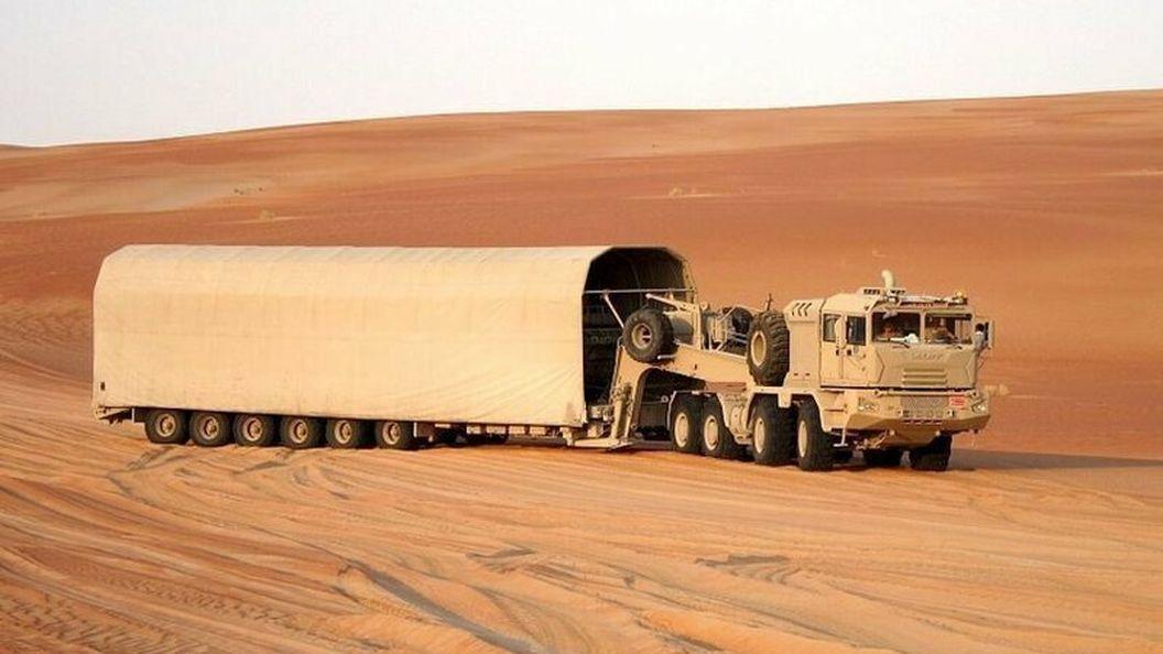 Танковозы для ОАЭ из Белоруссии