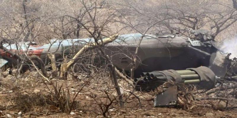 В Мьянме и Эфиопии сбиты российские ударные вертолеты Ми-35