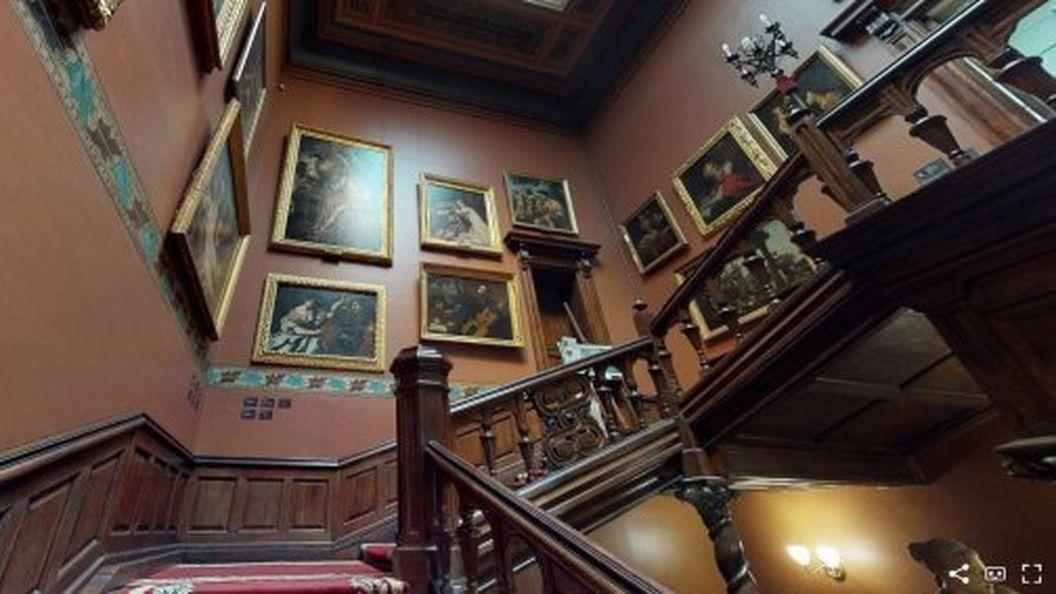Український музей запустив віртуальний 3D-тур