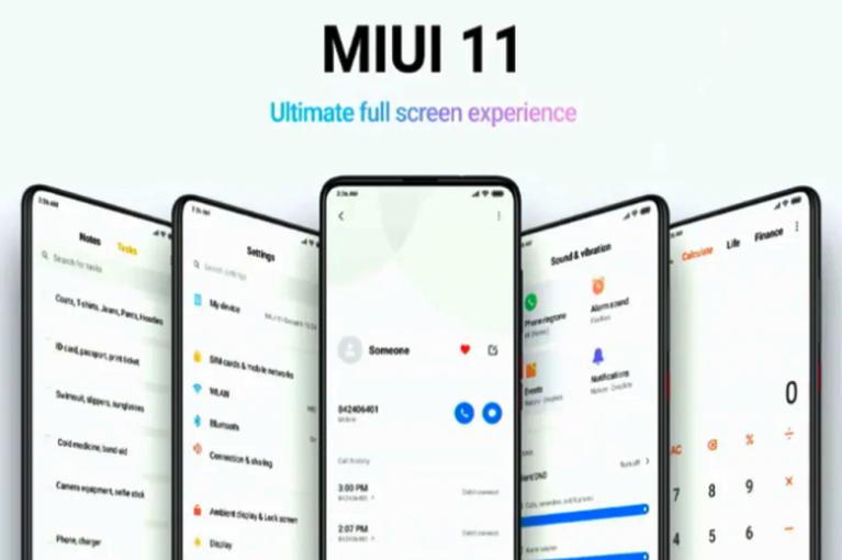 Android 10 Tabanlı MIUI 11 Beta Güncellemesi Alan Telefonlara Yenileri Eklendi 1