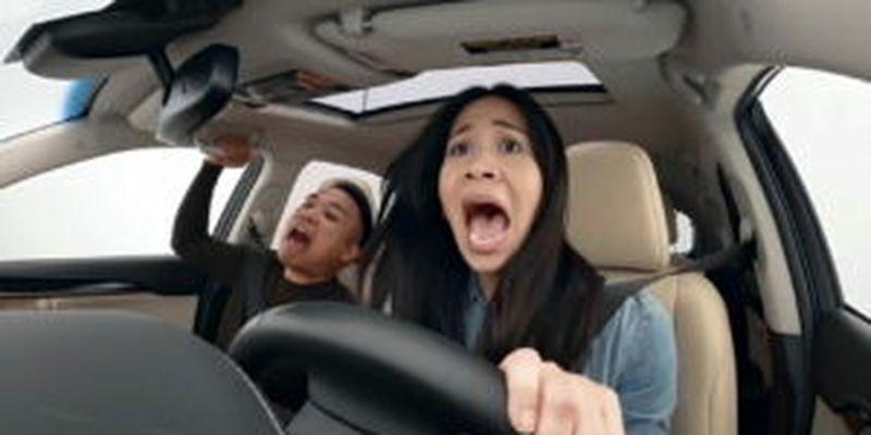 Отвлечься от дороги на 5 секунд: шокирующее видео