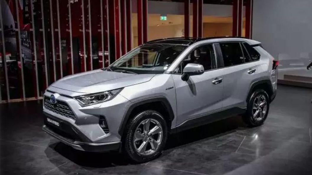 Осенью на рынок выйдет Toyota RAV4 китайской сборки