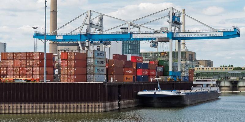 Порти України у грудні в 2,3 рази знизили відвантаження пшениці