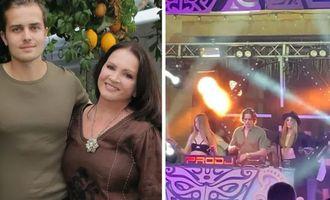 Софія Ротару привітала онука з його першим DJ-сетом в Києві