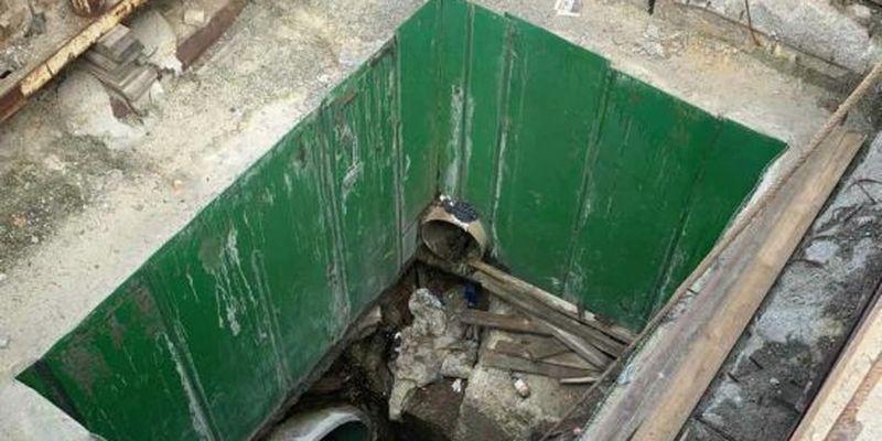 Оприлюднено подробиці смерті одного із трьох столичних комунальників, які зазнали гідроудару: відео