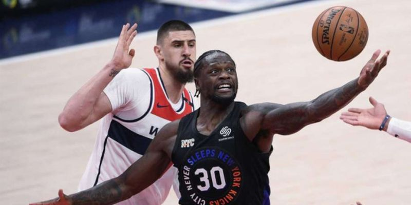 НБА: «Вашингтон» Леня обыграл в овертайме «Лейкерс»