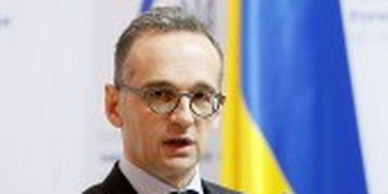 Глава МЗС Німеччини вимагає від РФ йти назустріч Україні