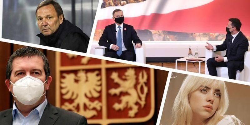 Итоги дня 3 мая: визит Зеленского в Польшу и последствия пасхального пьянства в Украине