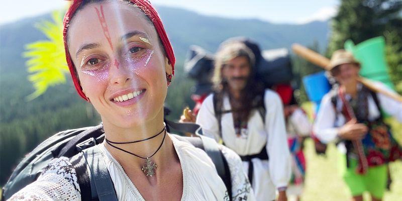 """Аліна Паш про подорож до Гуцульщини: """"Вони набуваються, вони не поспішають"""""""