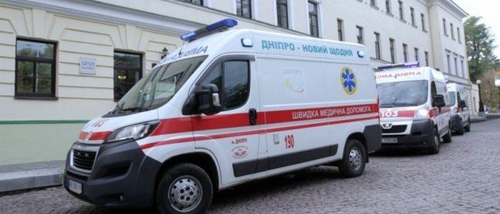 В руках врачей было две жизни: в Днепре спасли роженицу с COVID-19, потерявшую много крови