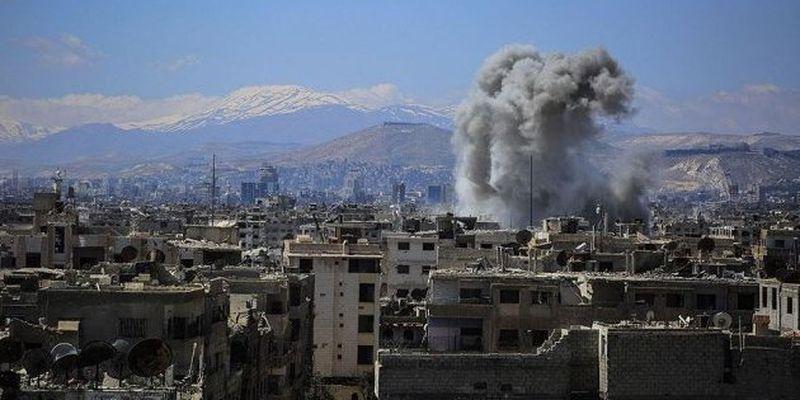 Израиль нанес авиаудары по Сирии, есть жертвы