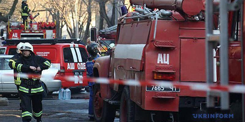 Пожар в Одессе: опознали еще одного погибшего